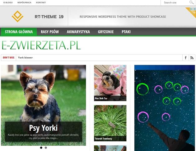 Atlas zwierząt - E-zwierzeta.pl